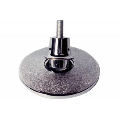 Комплект опор регулируемых для бильярдного стола хром (4шт)