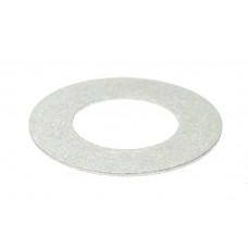 Кольцо алюминиевое для турняка упаковка 10 шт. (0.8мм, н/д 35мм, в/д 19мм)
