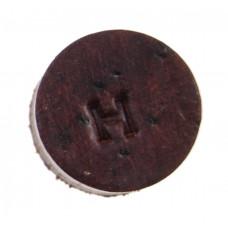 Наклейка для кия «Tiger» (H) 13 мм