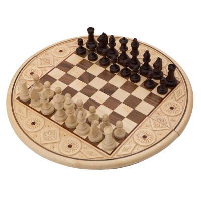 Шахматы Рубин светлые, Madon