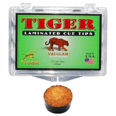 Наклейка для кия «Tiger» (M) 14 мм