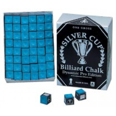 Мел «Silver Cup» (144 шт) синий