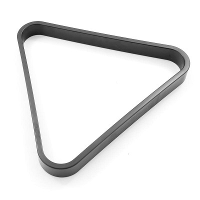 Треугольник 68 мм «Rus Pro» (черный пластик)