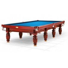 Бильярдный стол для снукера «Dynamic Millenium» 12 ф (махагон)