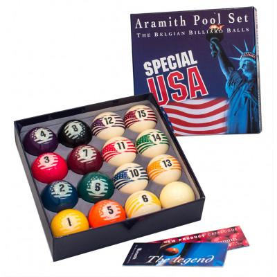 Комплект шаров 57.2 мм «Aramith Special USA»