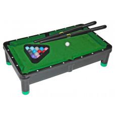 Сувенир - Игровой стол «Мини-бильярд» (пул) 20,5 x 11,5 см