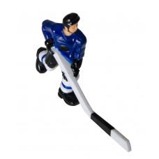 Хоккеист №31, короткая клюшка «Red Machine» (синий)