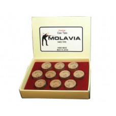 """Наклейка для кия """"Molavia"""" (H) 13 мм"""