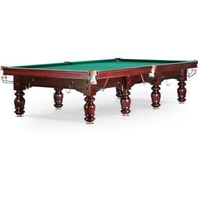 Бильярдный стол для русского бильярда «Classic II» 12 ф (махагон)