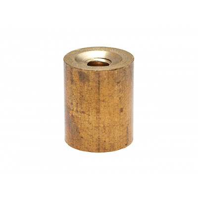 Втулка с резьбой 13 мм (латунь)