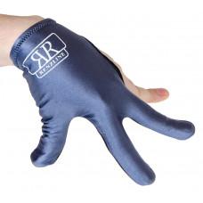 Перчатка бильярдная «RenzLine Bicolor» (серая)