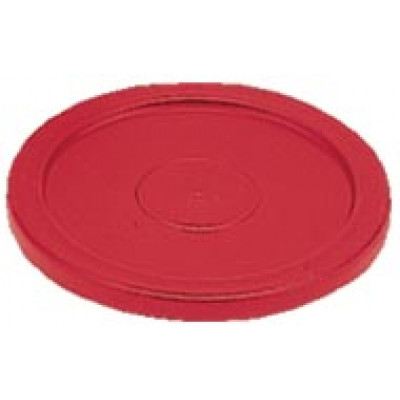 Шайба для аэрохоккея (красная) D62 mm