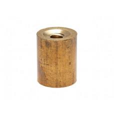 Втулка с резьбой 12 мм (латунь)