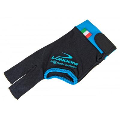 Перчатка бильярдная «Longoni Sultan Semih L», черная
