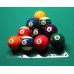 Комплект трафаретов для установки шаров 57,2мм (пул)