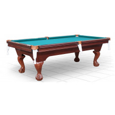 Бильярдный стол для русского бильярда «Essex» 9 ф (корица)