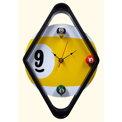 """Часы настенные """"Diamond"""" D29 см"""