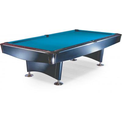 """Бильярдный стол для пула """"Reno"""" 9 ф (черный)"""
