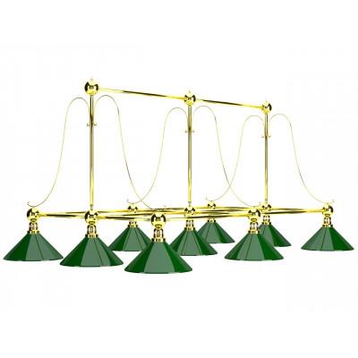 """Лампа на девять плафонов """""""