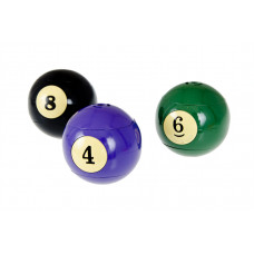 Зажигалка «Billiard Ball 1-15» (1 шт)