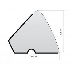 Комплект резины U-118 12ф «Artemis Intercontinental №79» (175 см) пирамида