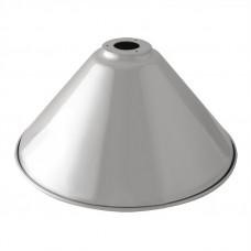 Плафон «Elegance» (серебристый D35см)