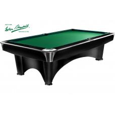 """Бильярдный стол для пула """"Dynamic III"""" 7 ф (черный с отливом)"""
