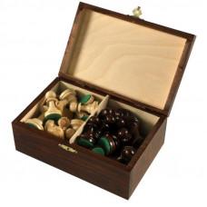 Шахматные фигуры Стаунтон 5 в коробке, Madon