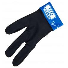 Перчатка бильярдная «Renzline» (черно-синяя)
