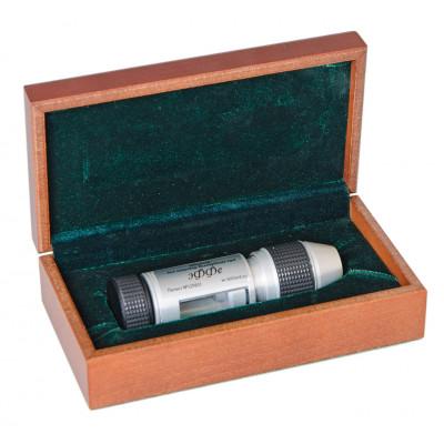 Точилка «Эффе» (серебристая, металл) в подарочной коробке