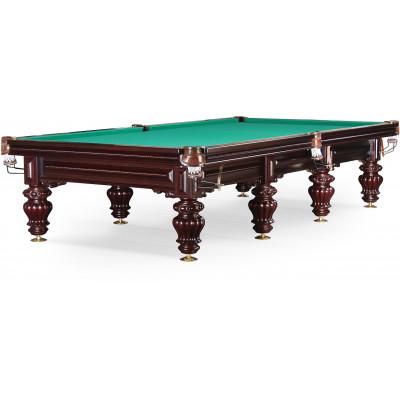 Бильярдный стол для русского бильярда «Turin» 12 ф (вишня)