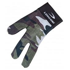 Перчатка бильярдная «Longoni Fancy Military 3»
