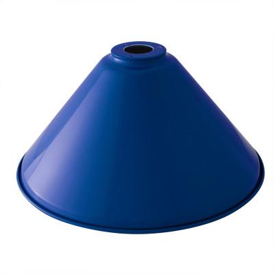 Плафон «Blue Light» (синий D35см)