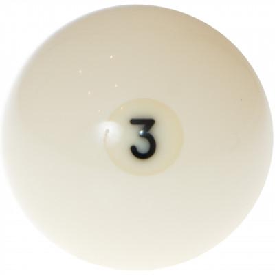 Шар 68 мм «Aramith Premier» №3