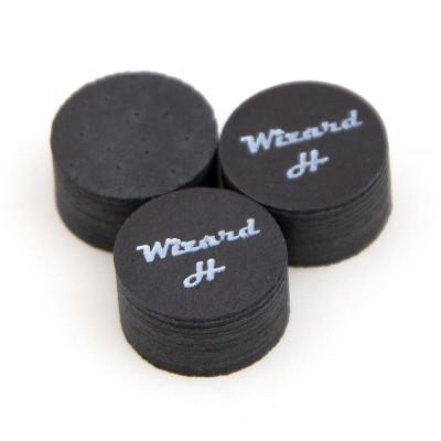 """Наклейка для кия """"Black Wizard"""" (H) 14 мм, 11 слоев"""