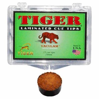 Наклейка для кия «Tiger» (H) 14 мм