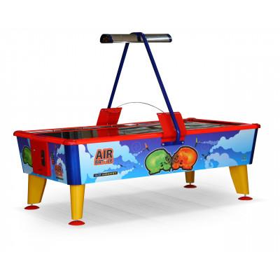Аэрохоккей «Air Battle» 8 ф (238 х 128 х 83 см, цветной, жетоноприемник)