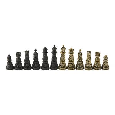Шахматные фигуры Княжеские малые 806, Haleyan