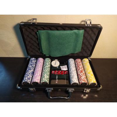 Набор для покера Pokerstars на 300 фишек