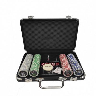 Набор для покера Poker Stars на 200 фишек