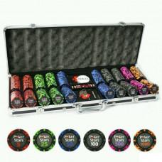 Набор для покера Poker Stars на 500 фишек