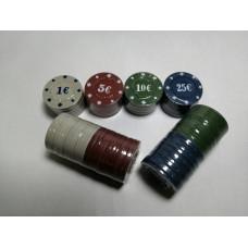Набор для покера Holdem Light на 100 фишек